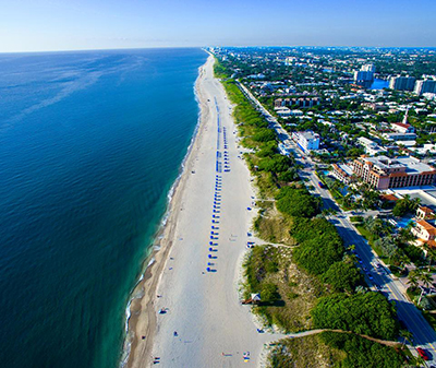 Delray Beach, Palm Beach County, Florida.