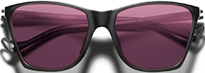 District Vision Keiichi Standard District Black Rose Running Sunglasses: US$199.