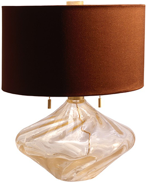 Donghia Carosello table lamp.
