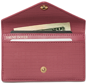 Dagne Dover Card Case: US$35.