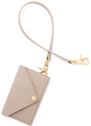 Dagne Dover women's Key Leash: US$15.