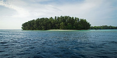 Dream Exotic Rentals - Isle East Indies Private IslandI, Thousand Island, Indonesia.