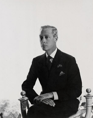 The Duke of Windsor wearing the famous Frederick Scholte English Drape Cut.