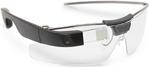 Google Glass Enterprise Edition.