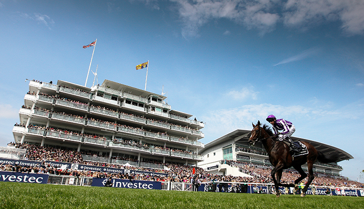 Epsom Derby, popularly known as The Derby.