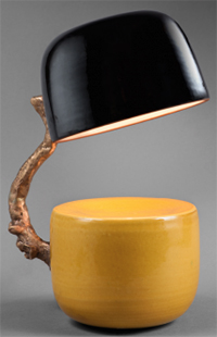 Eric Schmitt table lamp.