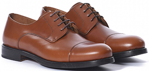 Façonnable men's derby shoes: €325.