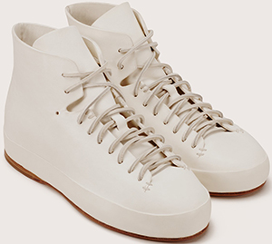 Feit Women's Hand Sewn High sneaker: US$660.