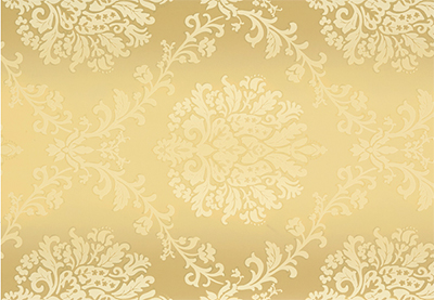 Thibault Palazzo collection gold Ravello wallpaper.