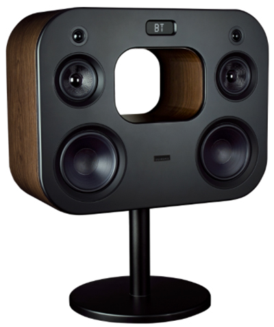 Fluance Fi70 Three-Way Wireless High Fidelity Music System - Natural Walnut: US$499.99.