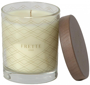 Frette Rose Candle: US$50.