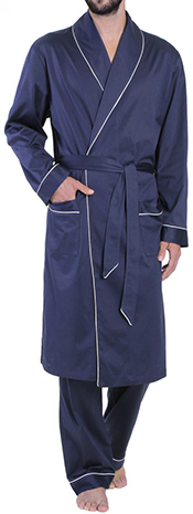 Frette men's Jordan Robe: US$175.