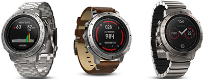 Garmin Fenix Chronos Luxury Watch: US$1,499.99.