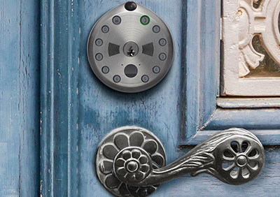 Gate: The First Camera-Equipped Smart Lock.