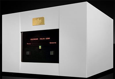 Goldmund Telos 2500 NextGen - Power Amplifier.