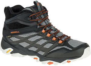 Merrell Moab FST Mid GORE-TEX men's walking shoe: £135.