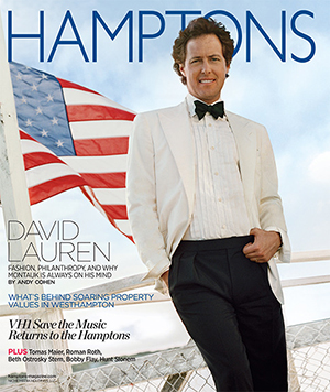 Hamptons magazine.