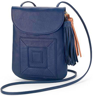 Themis Z The Infinity Leather Mini Bag.