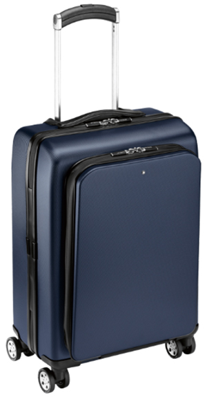 Montblanc Nightflight Trolley On-board 4Wheels Hardshell: US$1,270.