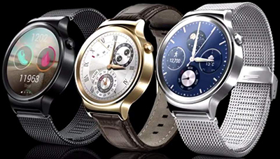 Huawei Watches.
