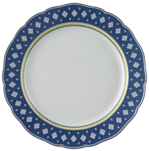 Maria Theresia Medley - Vicenza - Hutschenreuther: Rim plate 27 cm.