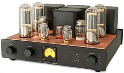 Icon Audio Stereo 845 PP flagship integrated amplifier.