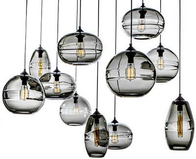 stylist asian ceiling light fixtures. John Pomp Studios Clear Band Pendant  Top 100 Best High End Luxury Designer Lighting Brands Lamp