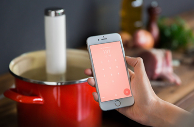 Meet 'Joule': Top chefs develop high-tech cooking device: US$199.