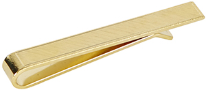J.Press Slide-On Tie Bar - Gold: US$79.