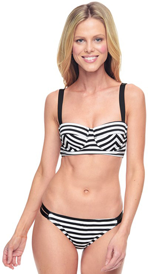 ad7ed52f98 Juicy Couture Juicy Love Underwire Midkini. Juicy Couture - women s Bikinis  ...