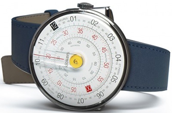 Klokers Klok-01 watch turns heads & dials: €399.