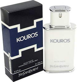 Kouros spray: US$74.