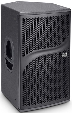 LD Systems DDQ 15 2-Way Touring Class Powered Loudspeaker with DSP.