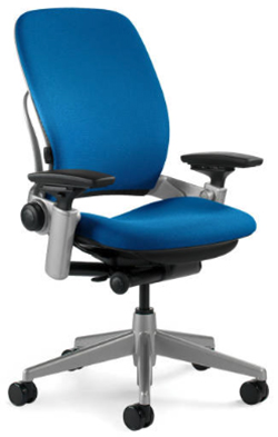 Steelcase Leap office chair.