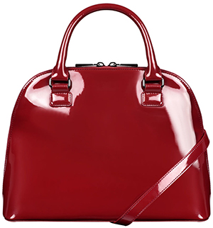 Lipault Paris Plume Vinyle Handle Bag M: US$89.