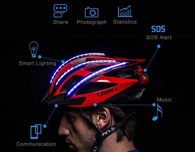 Livall Smart Riding Helmets BH100: US$199.99.