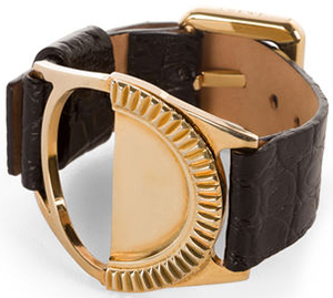 Loewe Women's Watch Bracelet Black: US$990.