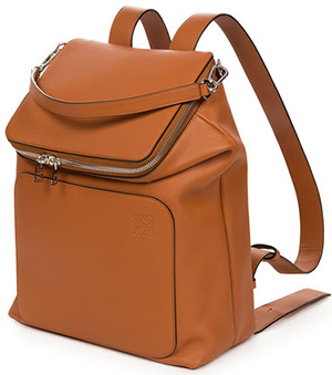 Loewe Goya Backpack Tan: US$1,990.