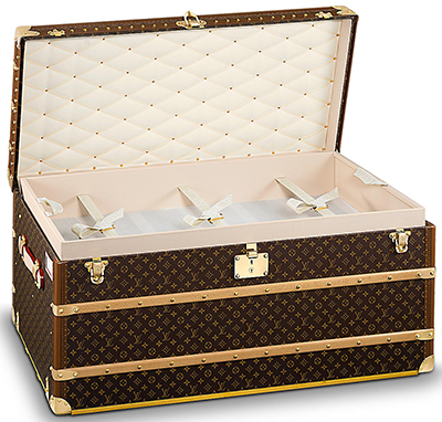 Louis Vuitton Malle Courrier 110: US$24,700.