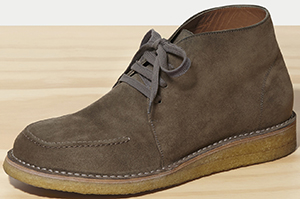 Tomas Maier men's construction boot: US$690.