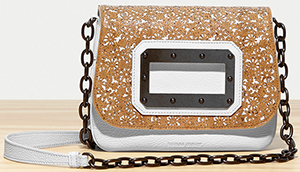 Tomas Maier women's disco bag: US$1,490.