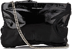 Isabel Marant Patti Clutch: US$885.