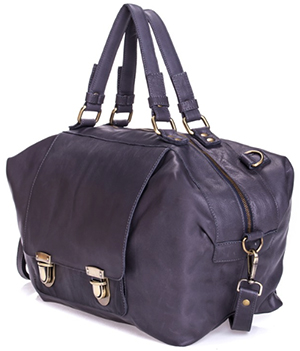 Marta Ray Becky Dark Gray travel bag: €330.