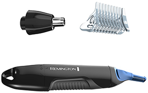 Remington Nose Ear Brow Trimmer With Wash Out System: US$13.99.