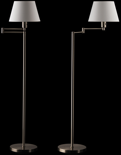 Metalarte Hansen floor lamps.