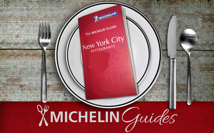 MICHELIN Guide New York City.
