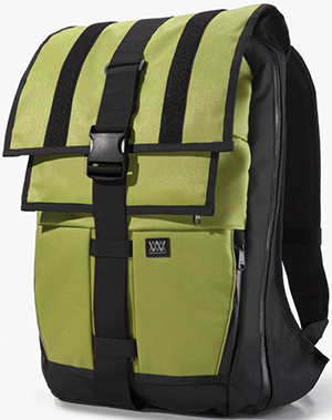 Mission Workshop The Vandal Expandable Cargo Pack: US$325.