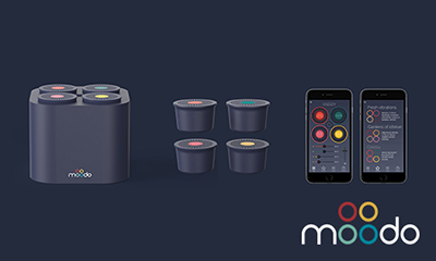 Moodo Smart Fragrance Machine: US$139.