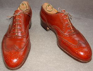 Oliver Moore Bootmakers men's shoes.