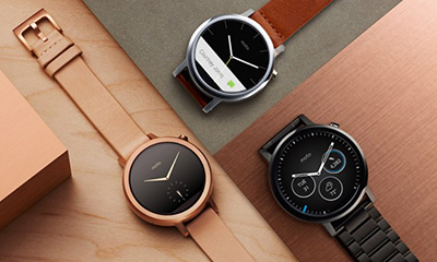 YouTube: Motorola Moto 360 (2nd Generation) Review.